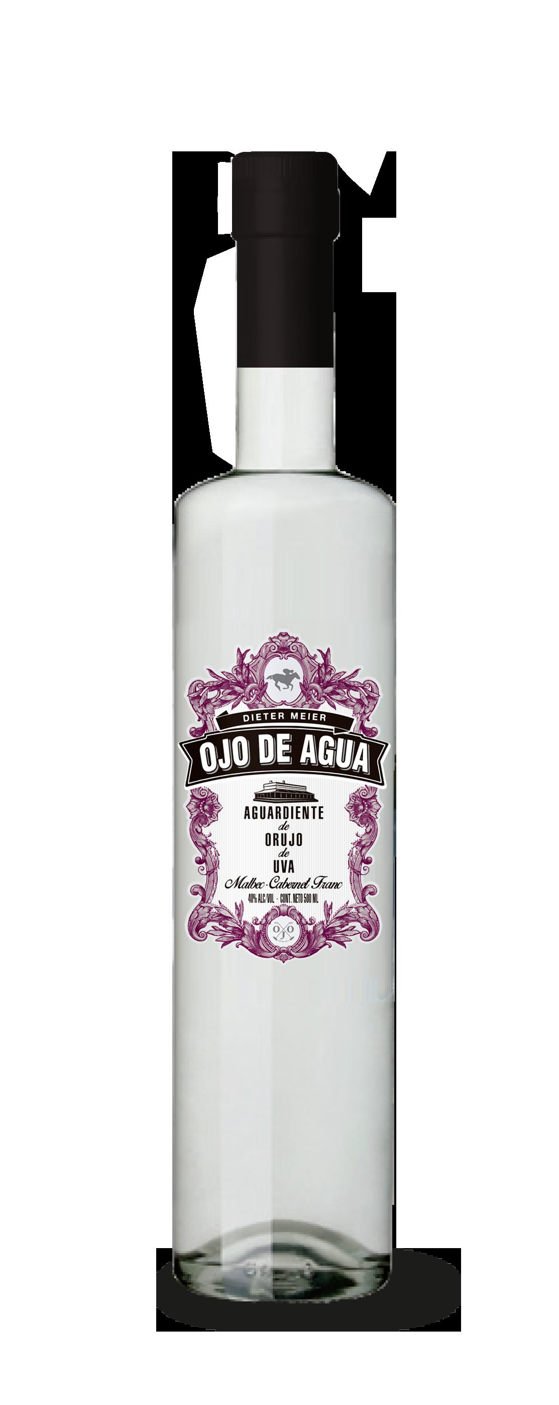 Ojo de Agua AGUARDIENTE DE ORUJO